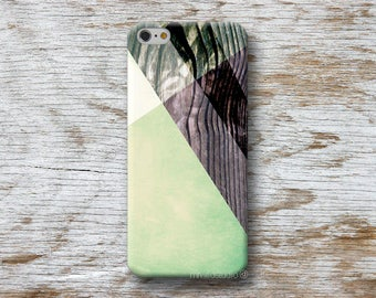 Green Wood print Phone Case for iPhone 4 4s 5 5s SE 5C 6 6S 7 8 PLUS X iPod Touch 5 6 Oneplus 2 3 5 1+2 1+3 1+5