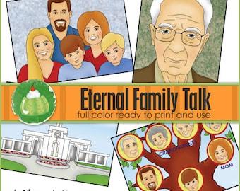 ETERNAL FAMILY TALK - Downloadable File