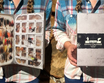 Advent Calendar for Fly Fishing Enthusiasts