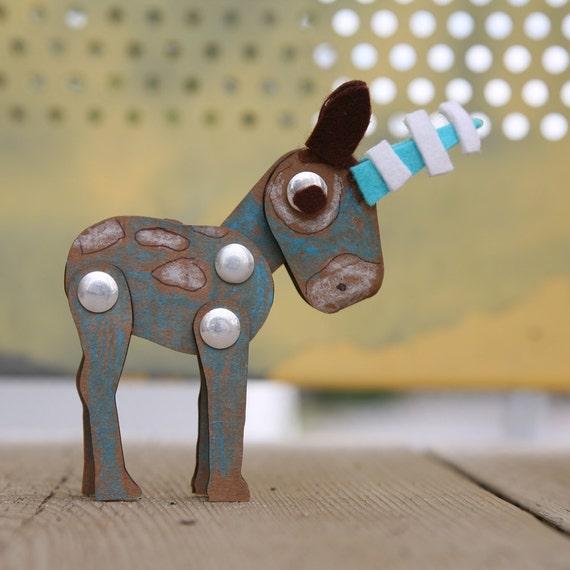 Field animal craft kit craft diy do it yourself horse te gusta este artculo solutioingenieria Image collections