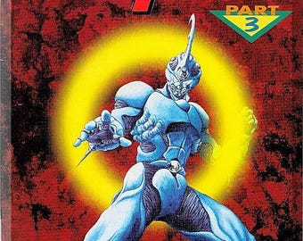 Bio-Booster Armor Guyver: Part 3 #7 (1995) *Modern Age / Viz Manga*