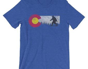 Colorado Sasquatch T-Shirt