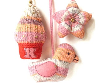 Knit Your Own Decorations