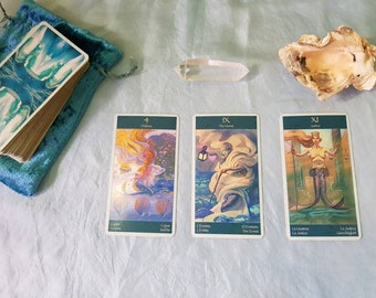 Soul Intuitive Tarot and Oracle reading With Joni Tamat and Kont Bowie