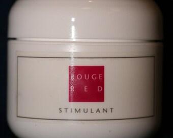 Beauty Skin cream. Red