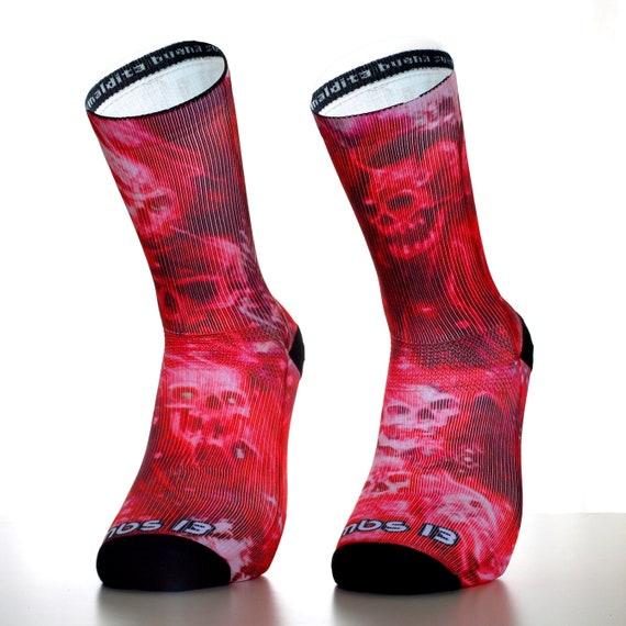 MBS Socks 13 RED Devils