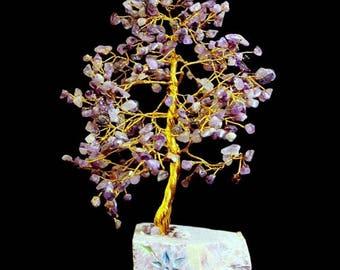 Tree of life 320 Amethyst stones