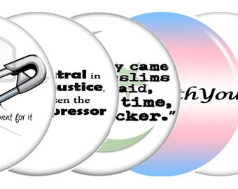 Ally Button Pack - Profits Donated