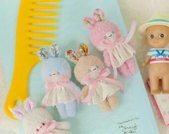 Rabbit Dolls - Miniature
