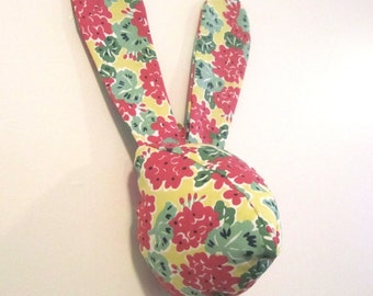 Sewing Pattern Bunny Head Sewing Pattern PDF