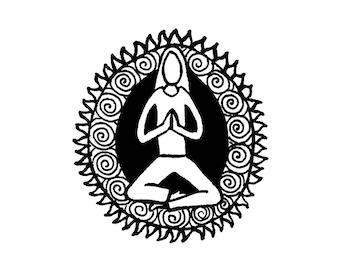 Meditation Notecards