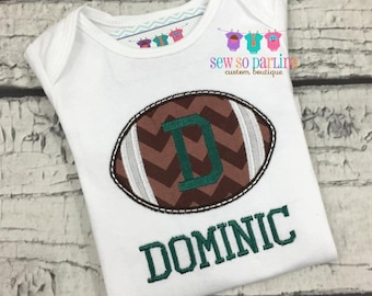Baby Boy football outfit - Baby Football outfit - personalized outfit baby boy- baby boy clothes - Philadelphia football -  boy football