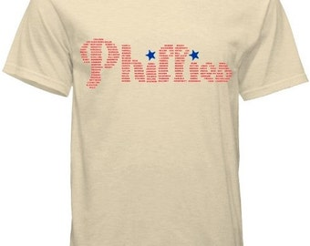 Vintage Philadelphia Phillies Legends T-Shirt