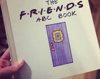 Friends ABC Book