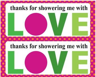 Showering Me with Love - Chikka Chikka Boom Boom