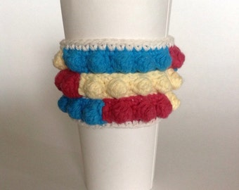Lego cup cozy or sleeve