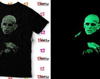 NOSFERATU ULTIMATE (glow in the dark t-shirt)