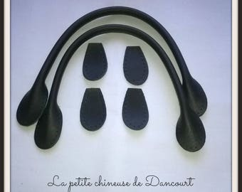 Black bag of 41cm handles
