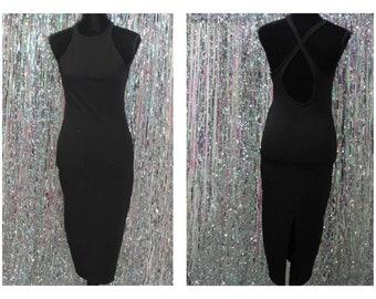 90's Little Black Dress (S)