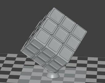 Rubik's Cube STL