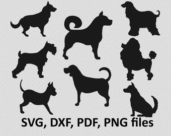 Dog SVG, Dog breed, Dog breeds SVG, All dog breeds svg, Dog breeds clipart, Dog breed silhouette, Silhouette, Dog silhouette, Dog clipart