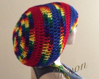 Dreadlocks/Rasta Tam Crochet Pattern
