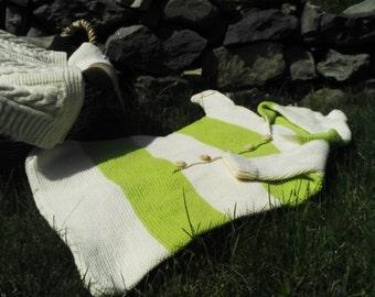 Colourful baby bunting bags/merino wool bunting bags