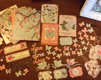 DIY Card Kit Makes 6 One Of A Kind Greeting Cards