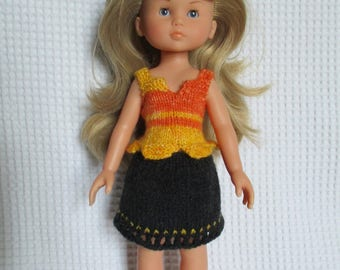 Clothes for doll babies, 33 cm doll