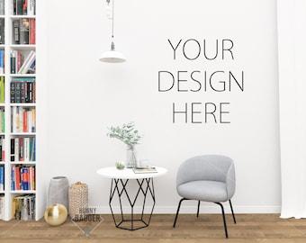 Living room poster   Etsy