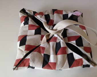 Pie Dammiers red bag