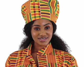 African Nefiti Crown