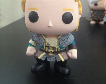 Custom Funko Pop Vinyl Anders Dragon Age 2 (Made to Order)