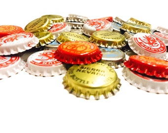 Bulk Beer Caps,Used Beer Caps,Beer Caps,Craft Beer Caps,Craft Supply,Beer Art,Recycled Beer Caps,Bottled Beer Caps,Hammered Bottle Caps