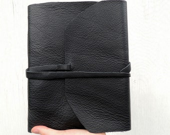 Leather Book of shadows Pages Blank Grimoire Spell Book Spell Casting Wicca Witchcraft Wicca Starter BOS Witch Magic Pagan