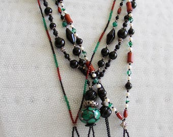 Tassel Tousle Necklace / Lisa Niven / Gifts for Her