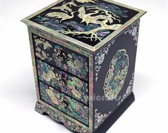 Korean lacquer box Etsy
