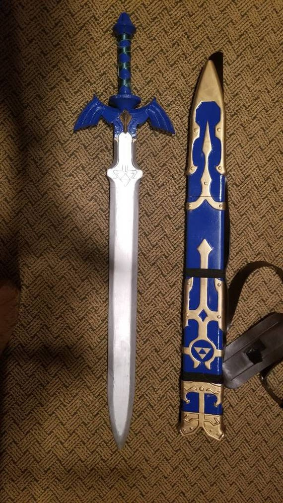 Legend Of Zelda Master Sword And Or Sheath