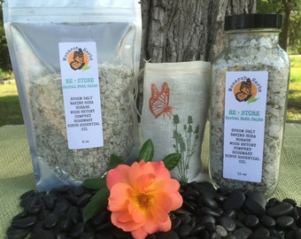 ReStore Herbal Bath Salts - for Aches