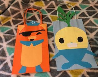 Octonauts Goodie Bags