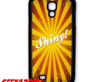 Shiny Firefly Fandom Cell Phone Case for iPhone and Samsung Galaxy