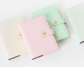 PU Leather notebook,Buckle Journal,Scrapbooking,Diary,Sketchbook,Notepads