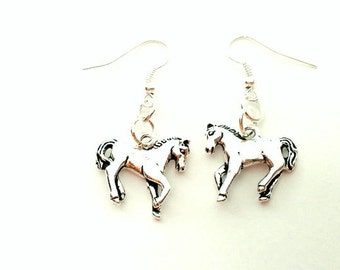 SALE Horse Earrings Horse Jewelry Country Girl Gift Country Girl Jewelry Equestrian Jewelry Trending Now SALE Jewelry R1595