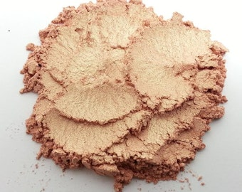 Rose Gold - Pearl Mica Pigment Powder - Cosmetic Grade