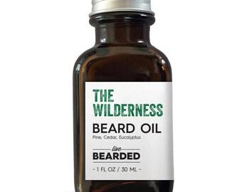 Beard Oil - The Wilderness