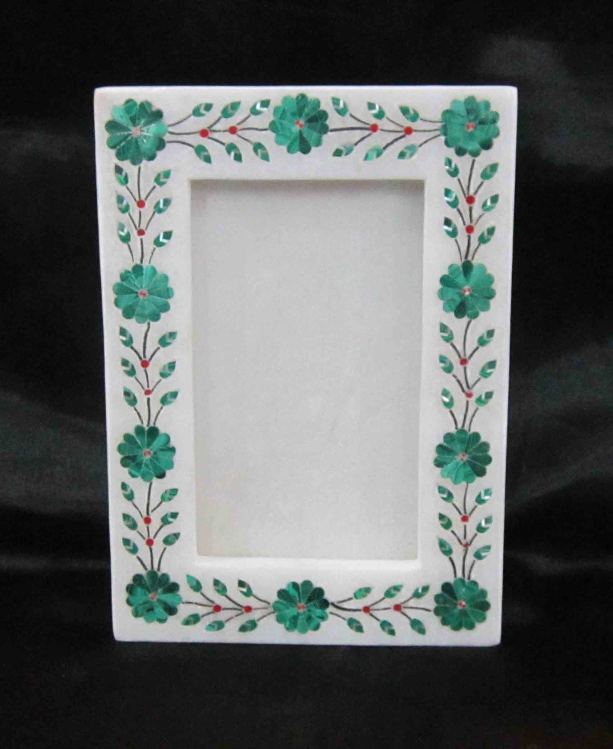 Rustic antique picture frames alabaster marble italian malachite sold by marbleinlay jeuxipadfo Image collections