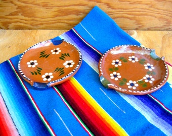 Vintage mexican plates. ceramic plate. ash trays. rings tray. key tray.  sc 1 st  Etsy & Vintage mexican graphics