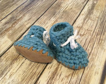 Infant size 1 booties