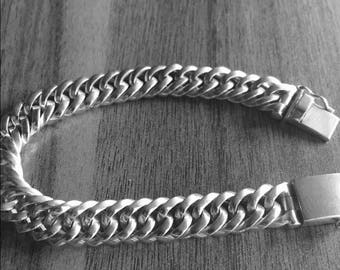 Sterling silver 925 men Bracelet