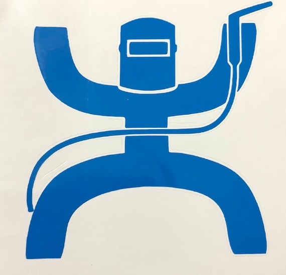 Attractive Hooey Welder Decal RX15